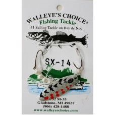 Walleye Spinner Rigs - SX Series