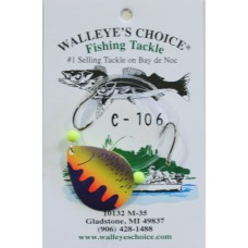 Walleye Spinner Rigs - Colorado Series ( 91 - 182 )