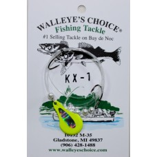 Walleye Spinner Rigs - Chopper Blades